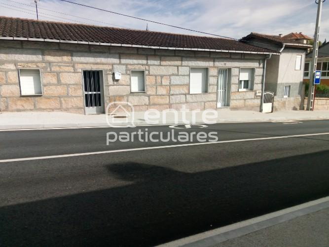 Casa con terreno en Ourense