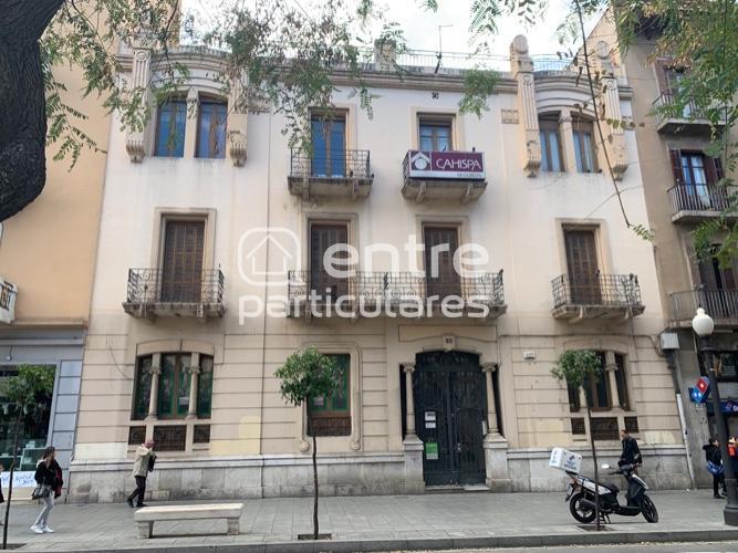 Edificio Modernista centro de Tarragona