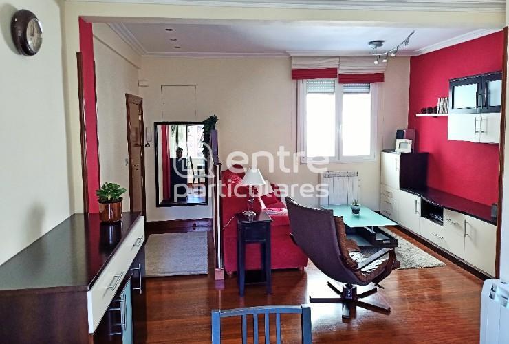 Coqueto piso alquiler en Deusto