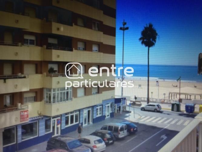 Vendo piso en Cadiz a pie de playa