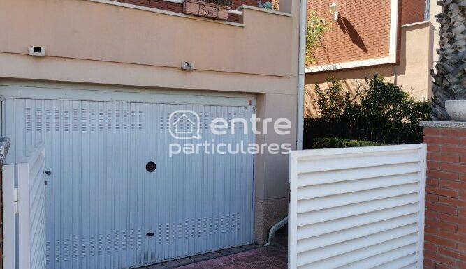 det acceso garaje puertas exteriores.