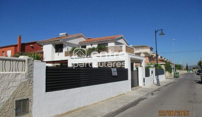 Vista exterior este Calle Sardinero nº3 (1)