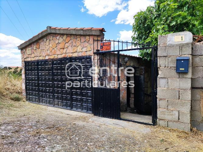 Casa en Castrojimeno (Segovia)