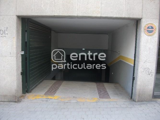Se alquila plaza de garaje en Zona Gran Vía Vigo