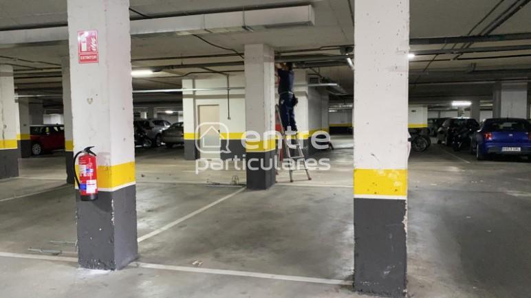 Alquiler de Plaza de Garaje en Sanchinarro
