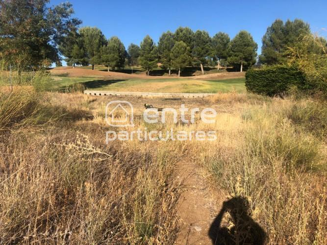 Parcela Campo Golf Layos